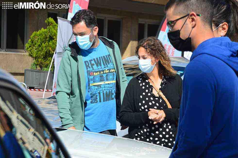 Éxito de ventas en I Feria del Vehículo