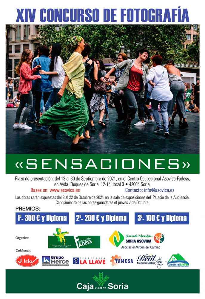 """Últimos días para concurso fotográfico """"Sensaciones"""""""