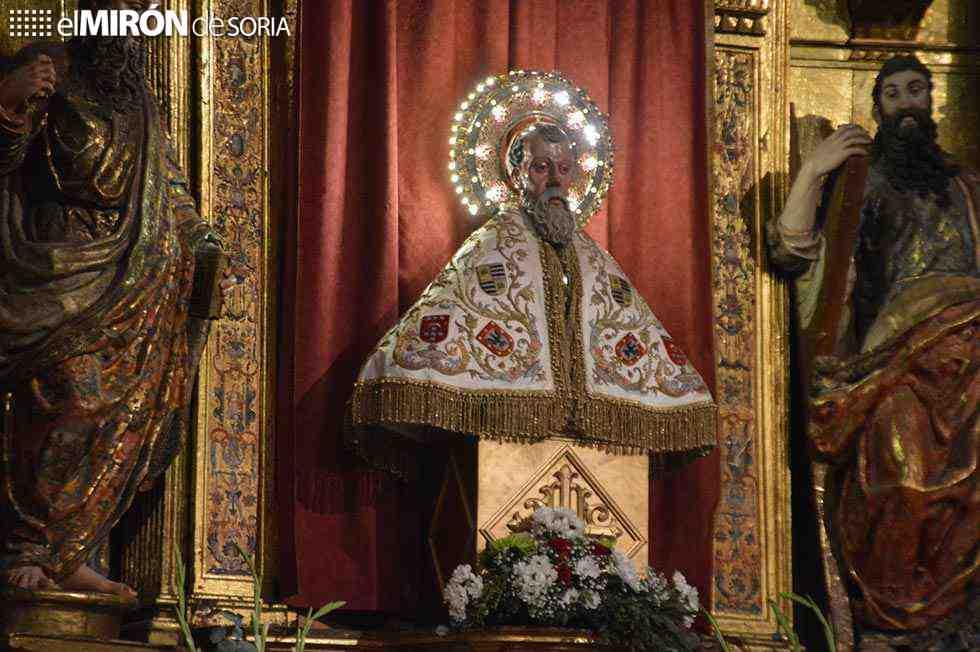 Soria inicia la novena a San Saturio