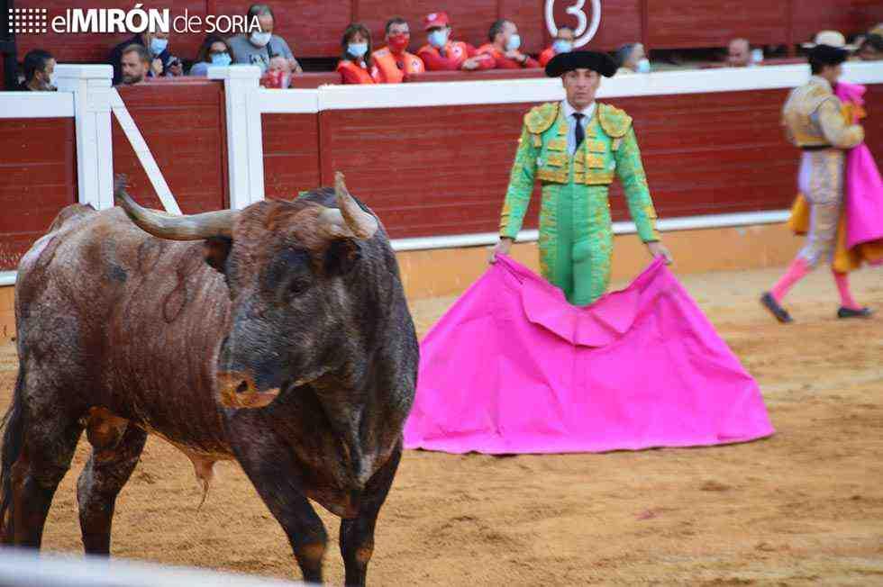 Los Miura decepcionan en su debut en Soria