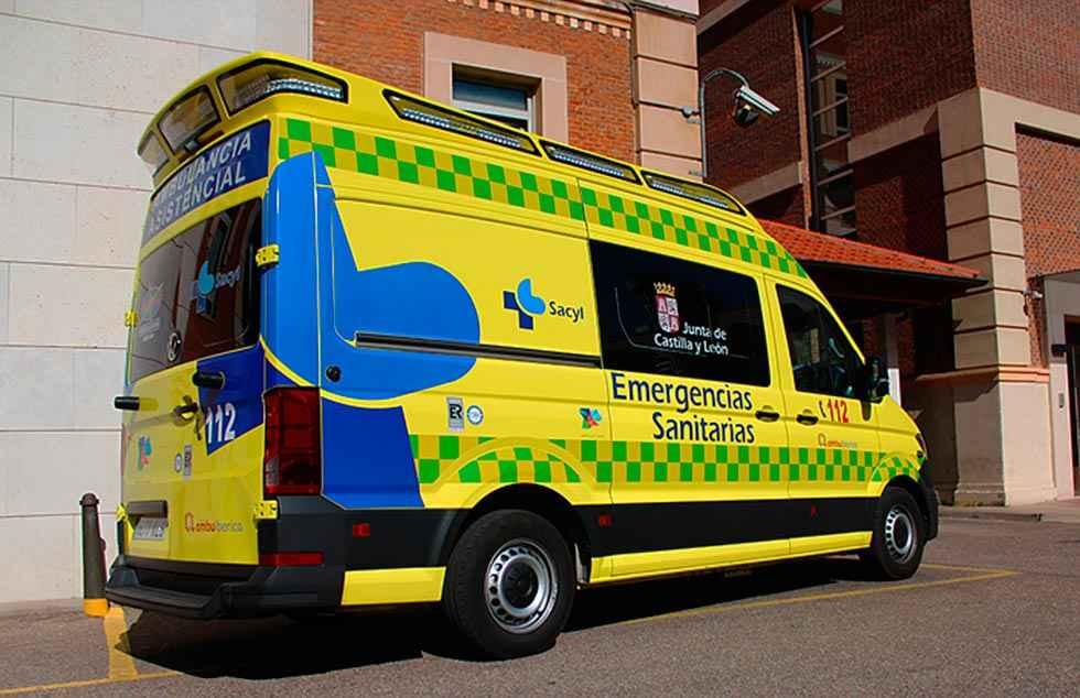 Dos jóvenes conductores fallecen en Valladolid