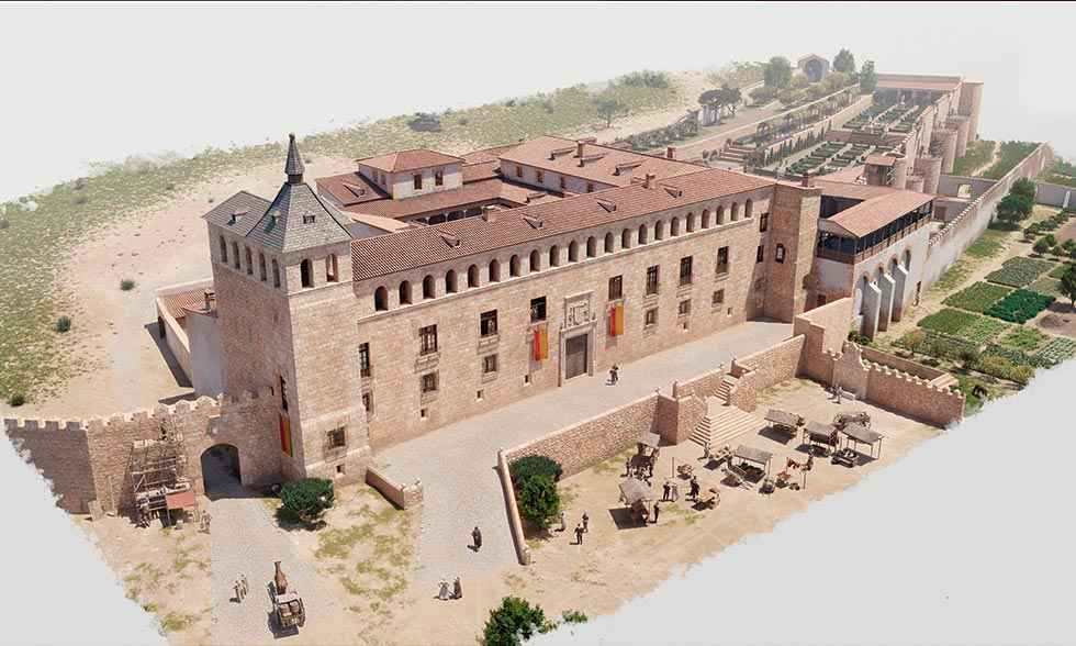 El palacio del Condestable recobra vida