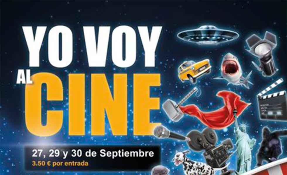 """""""Yo voy al cine"""", en Camaretas"""