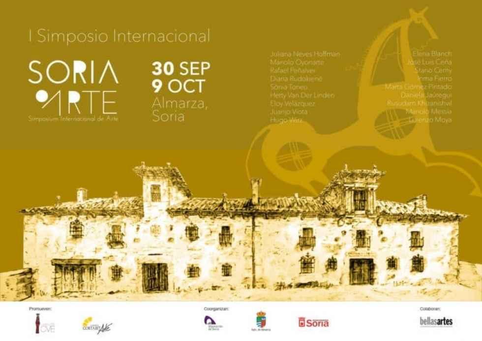 Primer Simposio Internacional de Arte en Almarza