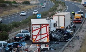 191 fallecidos en carreteras este verano