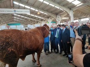 Mañueco reivindica la agricultura profesional