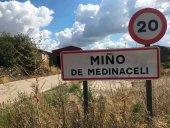 Mejora de carretera a Miño de Medinaceli