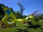 Motorista herido de gravedad tras caída en Ávila
