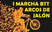 Primera Marcha BTT en Arcos de Jalón
