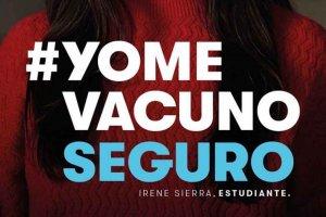 Campaña para reforzar confianza de los jóvenes en las vacunas