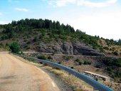 Ampliado el corte en carretera de Montenegro de Cameros