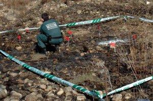Investigado por incendio intencionado en Andaluz