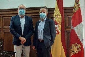 Nuevo delegado del INE en Soria