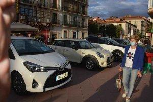 I Fería de Vehiculos de Soria - fotos