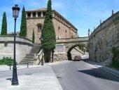 Ciclista atropellado en Salamanca