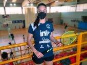 Carmen Carro, convocada por selección nacional sub-15