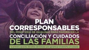 IU urge el Plan Corresponsables
