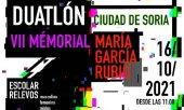 Regresa el Duatlón Memorial María García
