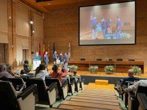 Entrega de premios i+Porc a estudiantes de FP