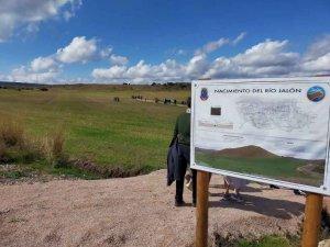 Benamira recupera el nacimiento del río Jalón