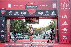 Marta Pérez gana 10 K de Madrid