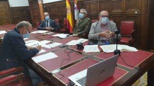 Mejora del firme de N-122 entre Soria y el puerto del Madero