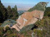 Tras los pasos de aviones accidentados en Moncayo