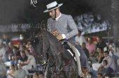 El jinete Óscar García debuta en campeonato de España