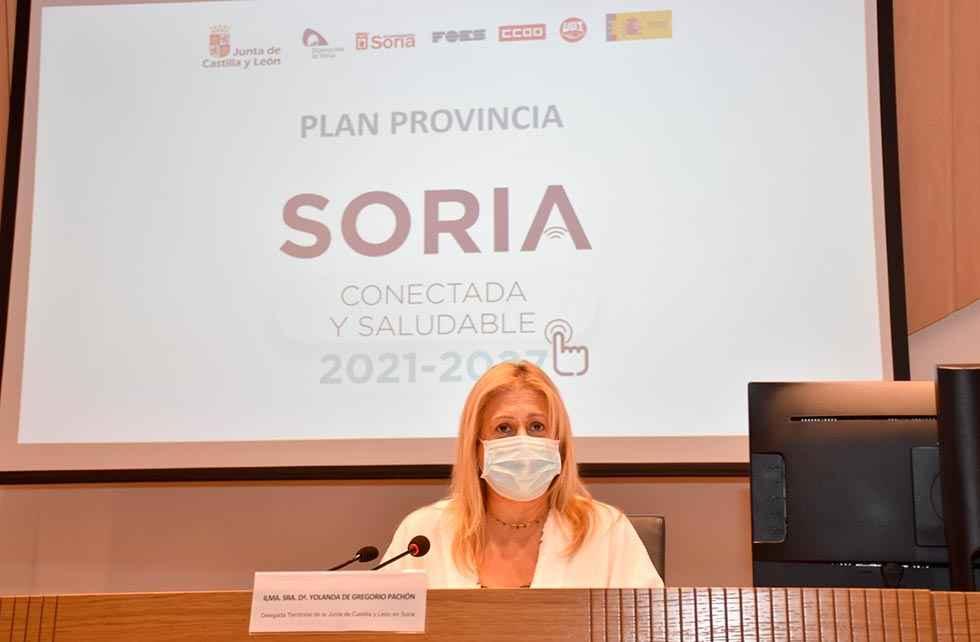 La Junta concreta proyectos de nuevo Plan Soria