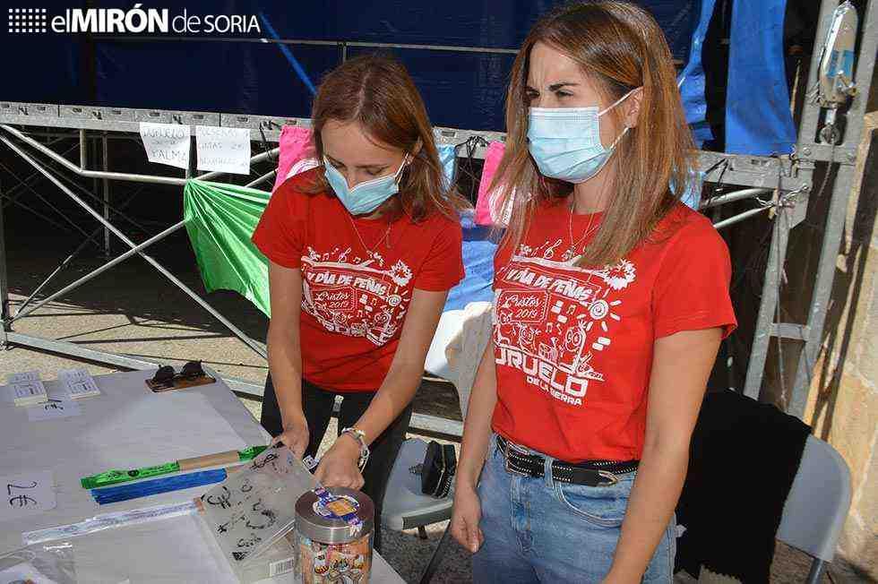 Duruelo suma más de 6.000 euros para La Palma