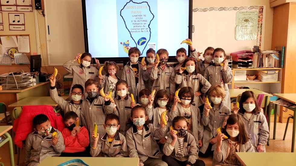 Los Escolapios ayudan a La Palma