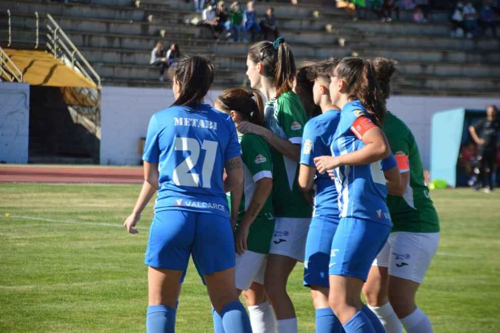 El San José femenino comienza con goleada