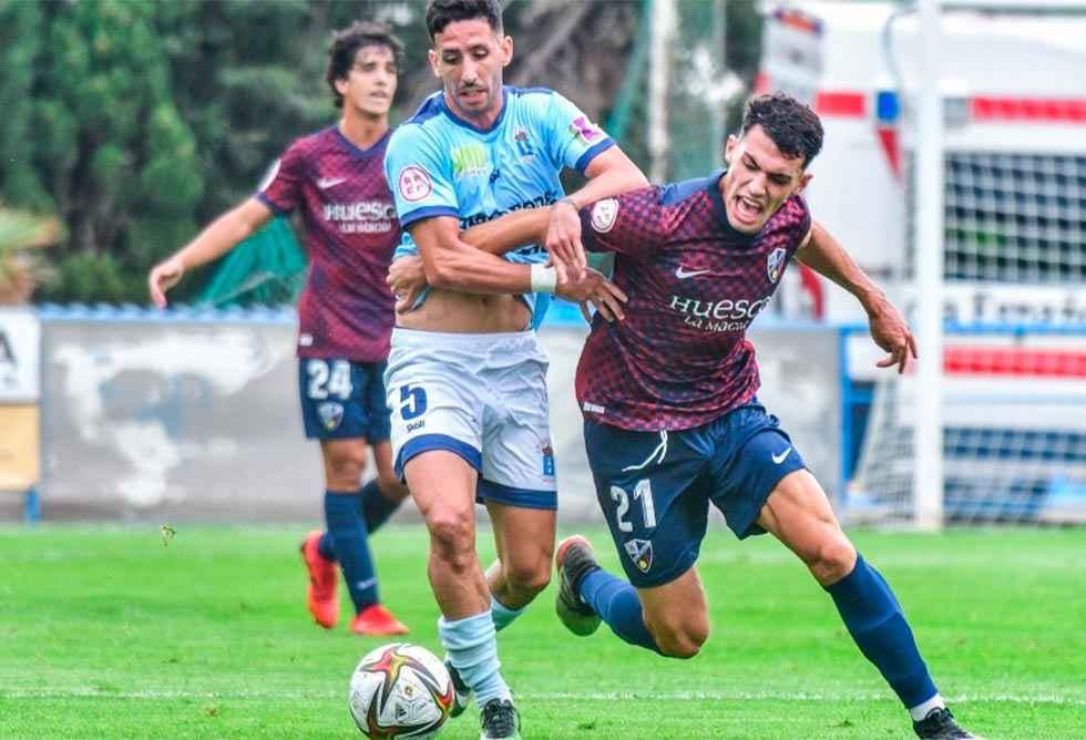 El Huesca B, a asaltar Los Pajaritos