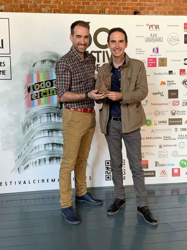 Deep Soria, reconocido en Festival de Cine de Madrid