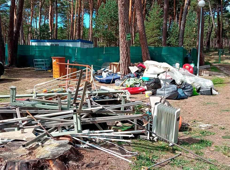 TRIBUNA / ¿Qué ha pasado en el camping Urbión?