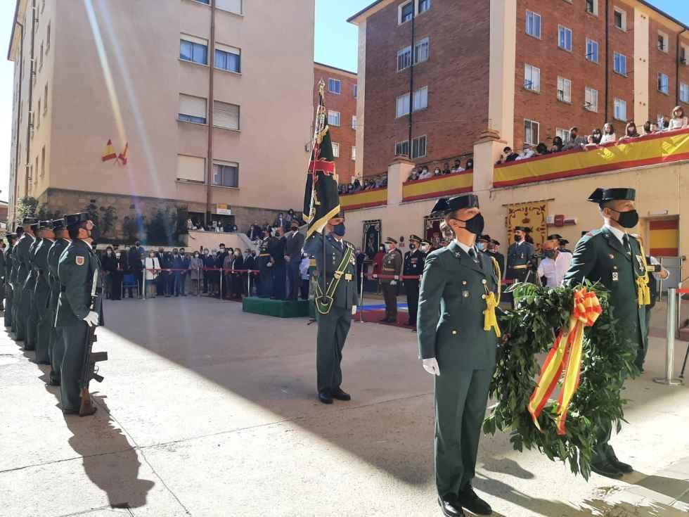 """Latorre: """"La Guardia Civil es un elemento de cohesión y seguridad"""""""