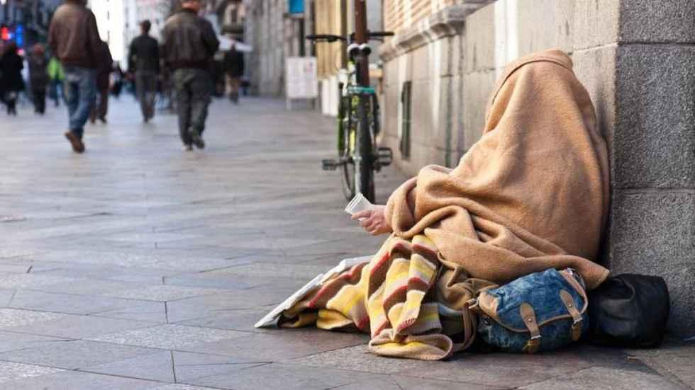 Seis millones de personas en exclusión social severa