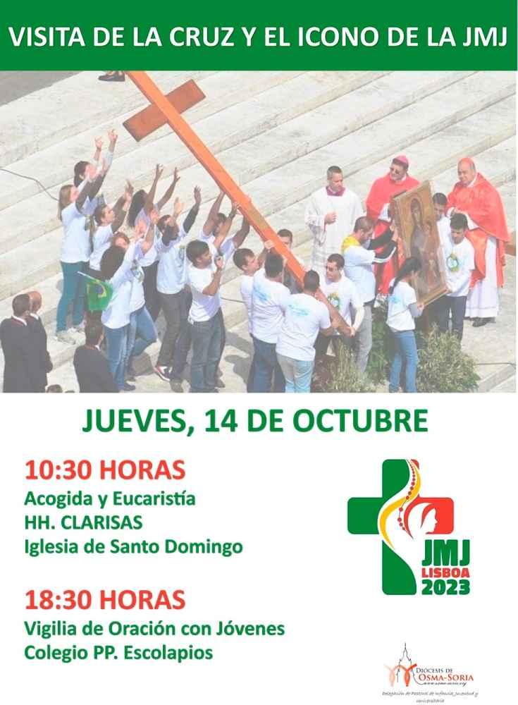La Jornada Mundial de la Juventud, en Soria