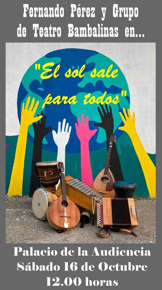 """Manos Unidas presenta """"El sol sale para todos"""""""
