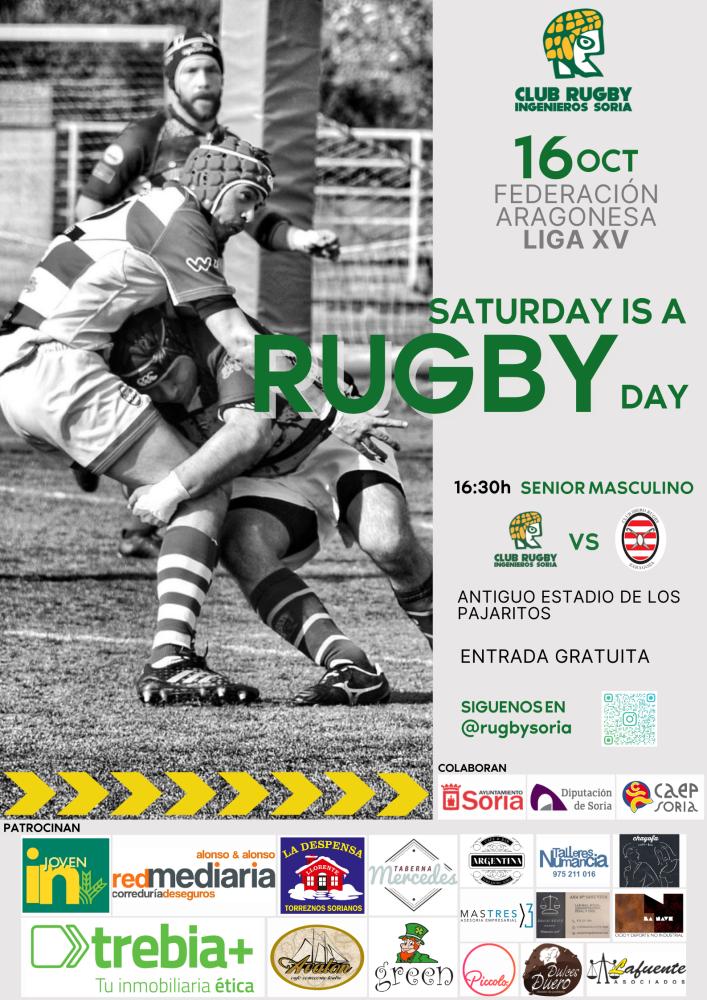 El rugby comienza la temporada oficial