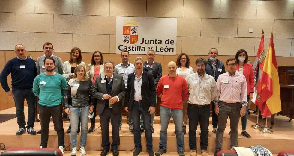 Presentación del grupo empresarial Soria Viva
