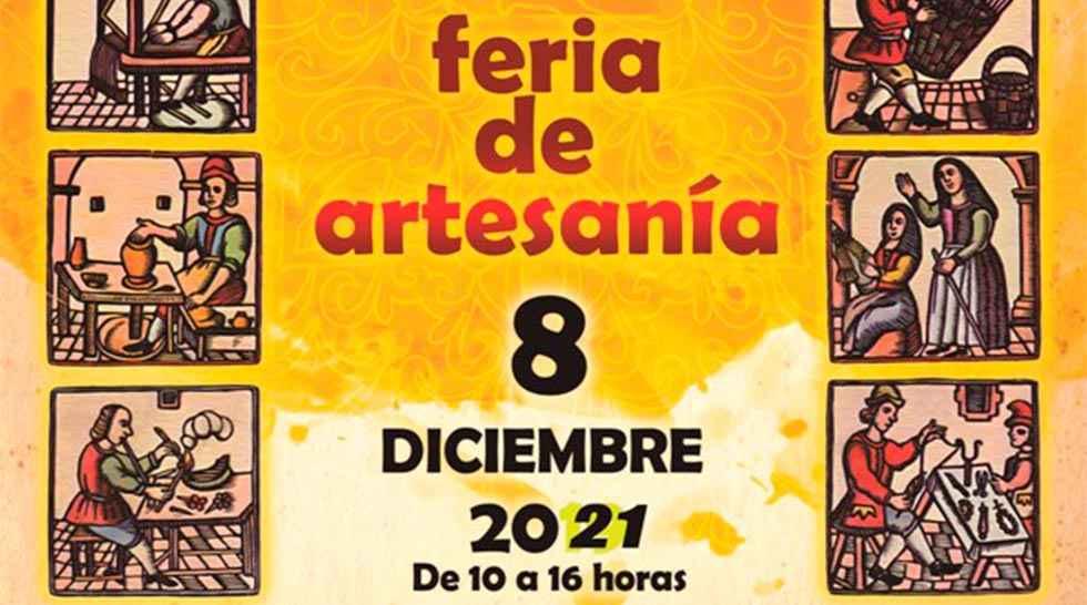 Convocada la XXIV Feria de Artesanía