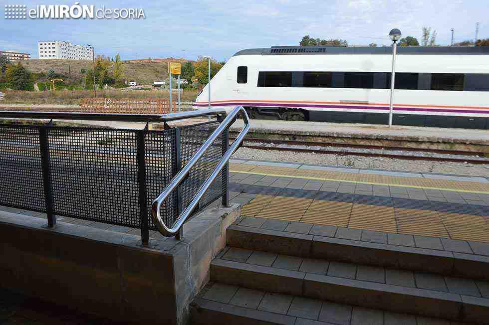 La España Vaciada se moviliza por un tren convencional