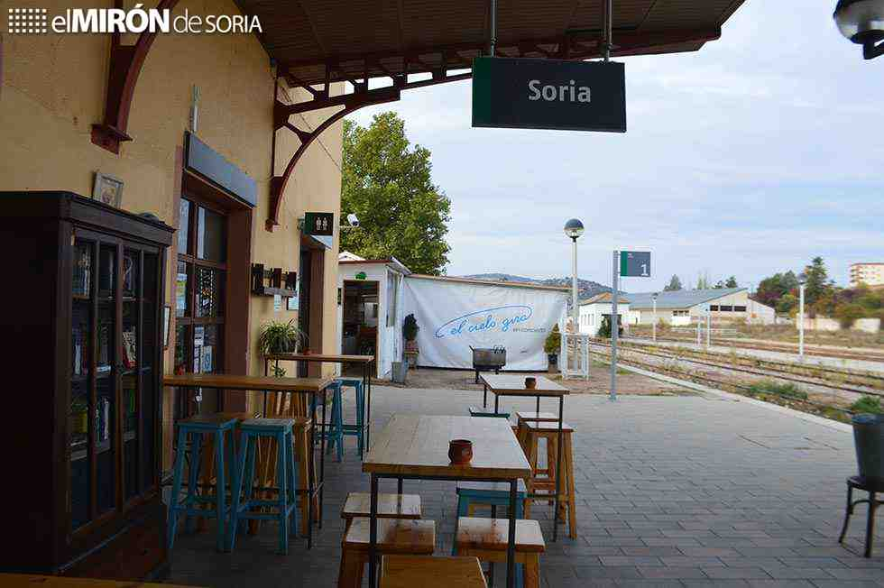 La intermodal, pendiente de mejora Soria-Torralba
