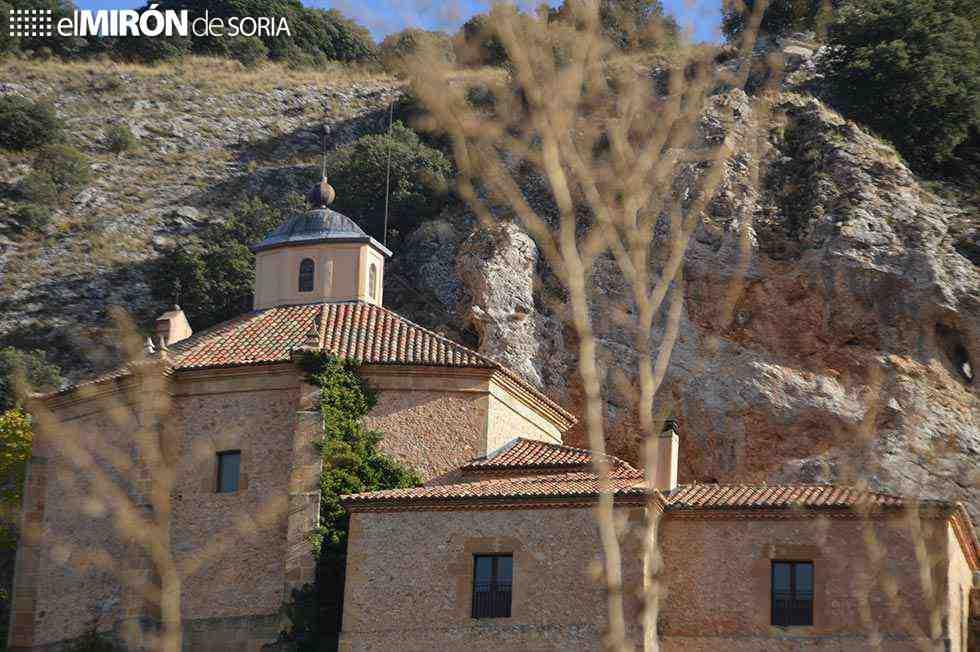 Adjudicados trabajos para monotorizar la ermita de San Saturio