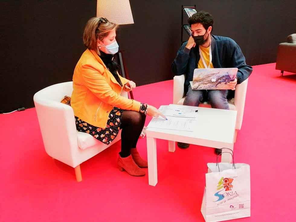 Soria se ofrece como plató de cine y TV