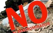 ASDEN pide paralización de macromirador de Castroviejo