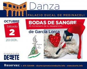 """""""Bodas de Sangre"""", en el Palacio Ducal"""