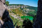Regulado acceso a la Laguna Negra en octubre
