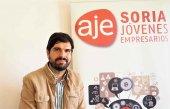 Jesús Mateo, reelegido presidente de AJE Soria
